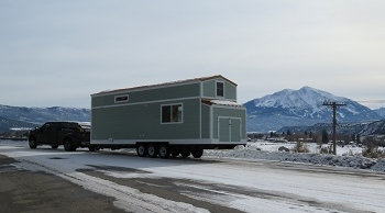 Tiny House Transport