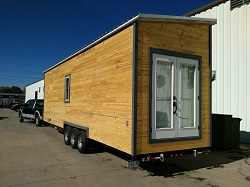 tiny home transportation company
